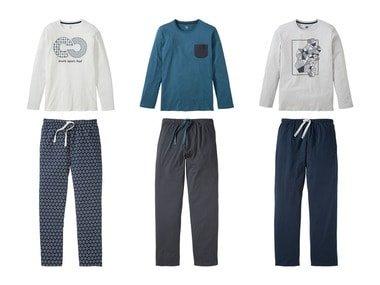 LIVARNOLIVING® Pánské pyžamo BIO C2C