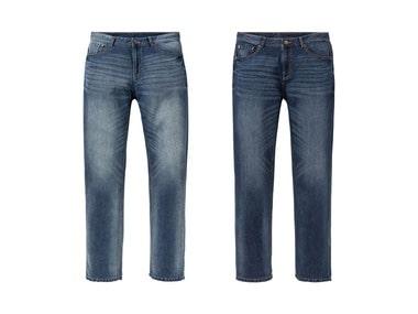 """LIVERGY® Pánské letní džíny """"Straight Fit"""""""