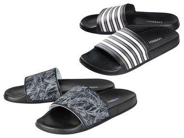 LIVERGY® Pánské plážové pantofle