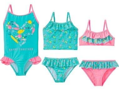 LUPILU® Dívčí plavky