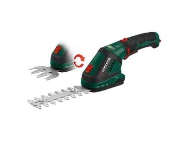 PARKSIDE® Aku nůžky na trávník a živý plot PGSA 4 A1
