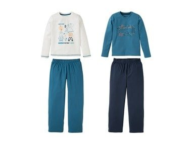 PEPPERTS® Chlapecké pyžamo BIO C2C