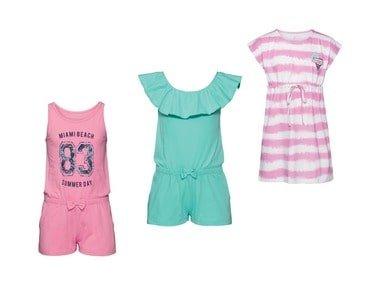 PEPPERTS® Dívčí plážové šaty/overal