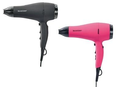 SILVERCREST® Vysoušeč vlasů s ionizační technologií SHTD 2200 D2