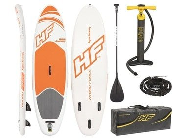SUP Stand Up Paddle Allround-Board Aqua Journey HYDRO-Bestway Hydro-Force™