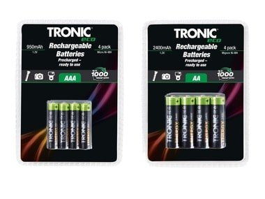 TRONIC® Nabíjecí baterie Ni-MH KH 960