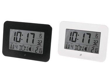 AURIOL® LCD rádiové hodiny