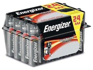 Alkaline Power Battery Box AA