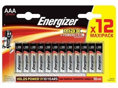 Baterie AAA Max Micro