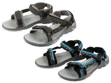 CRIVIT® Chlapecké trekingové sandály