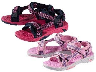 CRIVIT® Dívčí trekingové sandály
