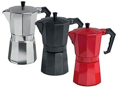 ERNESTO® Konvička na espresso Pressione