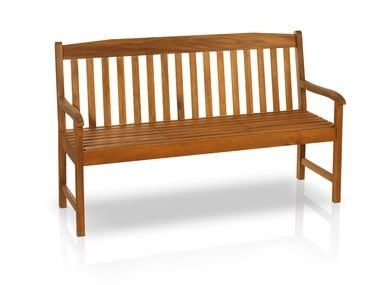 FLORABEST® Dřevěná lavice s výklopným stolkem ACACIA