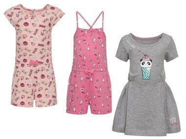 LUPILU® Dívčí overal / šaty