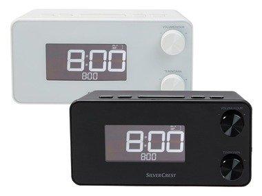 SILVERCREST® Radiobudík  SRWK 800 A1