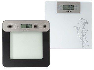 SILVERCREST® Mluvicí osobní váha SPWS 180 E1