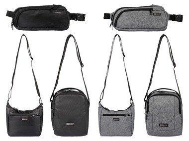 TOPMOVE® Závěsná taška / kabelka / taška přes rameno s ochranou proti krádeži