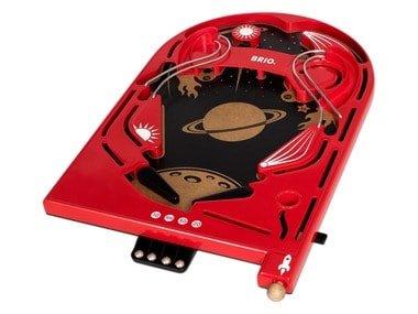 BRIO Dřevěný pinball Space Safari