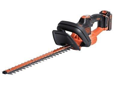 Black&Decker Aku nůžky na živý plot