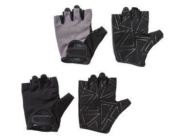 CRIVIT® Pánské fitness rukavice