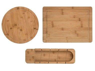 ERNESTO® Bambusové kuchyňské prkénko