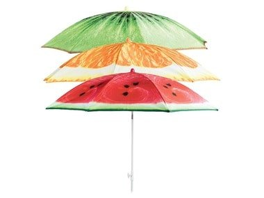 FLORABEST® Slunečník s plastovým stojanem