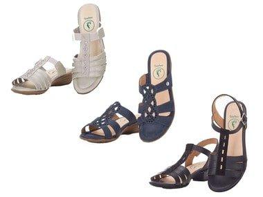 Footflexx Dámské nazouváky/sandály