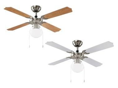 LIVARNOLUX® Stropní ventilátor s LED svítidlem