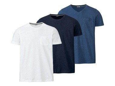 LIVERGY® Pánské lněné triko XXL