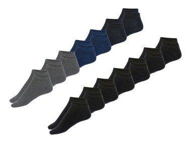 LIVERGY® Pánské nízké ponožky