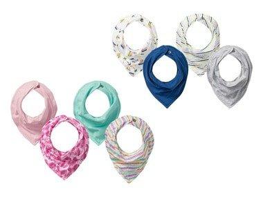 LUPILU® Dětský trojúhelníkový šátek