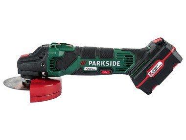 PARKSIDE® Aku úhlová bruska PWSA 20-Li B3