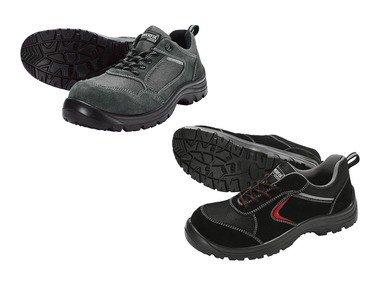POWERFIX® Pánská kožená bezpečnostní obuv S1
