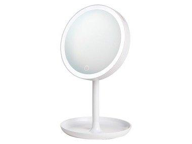 SANITAS Kosmetické zrcátko s osvětlením