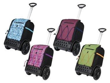 TOPMOVE®  Školní taška na kolečkách
