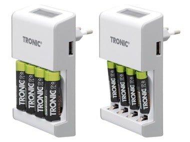 TRONIC® Nabíječka baterií