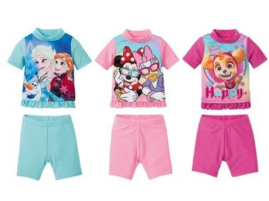 Dívčí koupací oděv s UV ochranou
