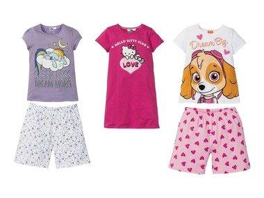 Dívčí pyžamo / noční košile