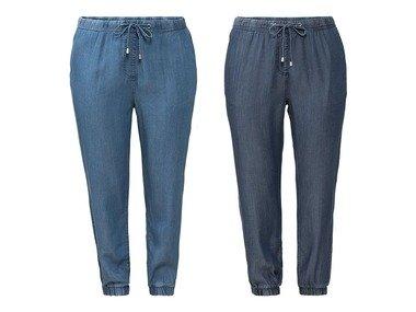 ESMARA® Dámské letní kalhoty XXL