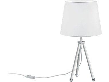 LIVARNOLUX® Stolní LED lampa (kónické stínidlo/bílá)
