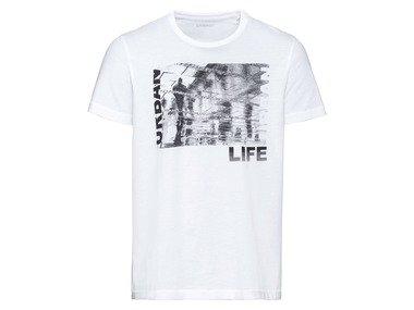 LIVERGY® Pánské triko (XL (56/58)