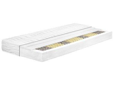 MERADISO® 7zónová taštičková matrace Rulli