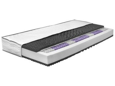 MERADISO® Prémiová 7zónová taštičková matrace Tuhat