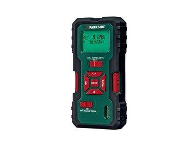 PARKSIDE® Multifunkční detektor s laserovým měřičem vzdálenosti PMML 5 A1