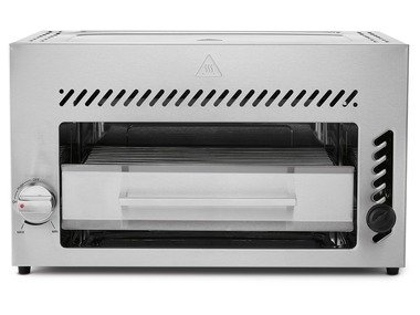 Plynový gril 800 °C HTG 800 A1