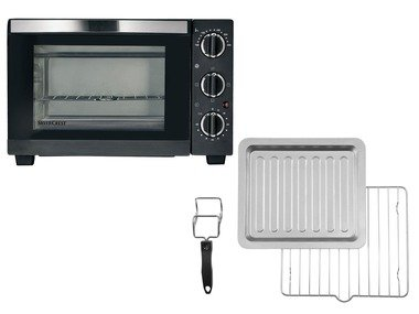 SILVERCREST® Trouba na grilování a pečení SGB 1200 E1