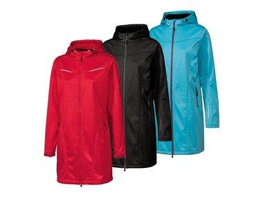 CRIVIT® Dámský softshellový kabát