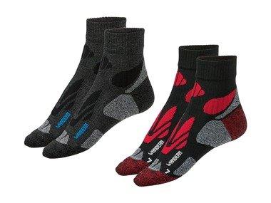 CRIVIT® Pánské turistické ponožky