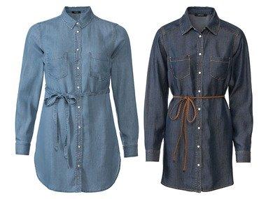 ESMARA® Dámské košilové šaty