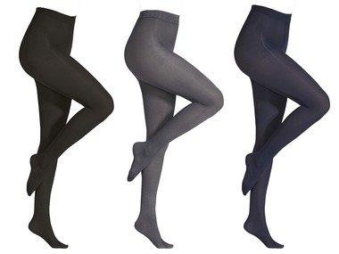 ESMARA® Termo punčuchové kalhoty